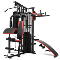 Body Building Integrated Gym Trainer Home Gym Fitness Training Machine HG480