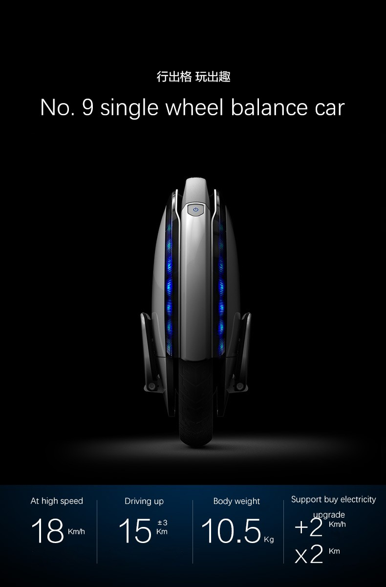 smart balance One Super Wheel Single Self Balancing Electric Unicycle Scooter new products 2016