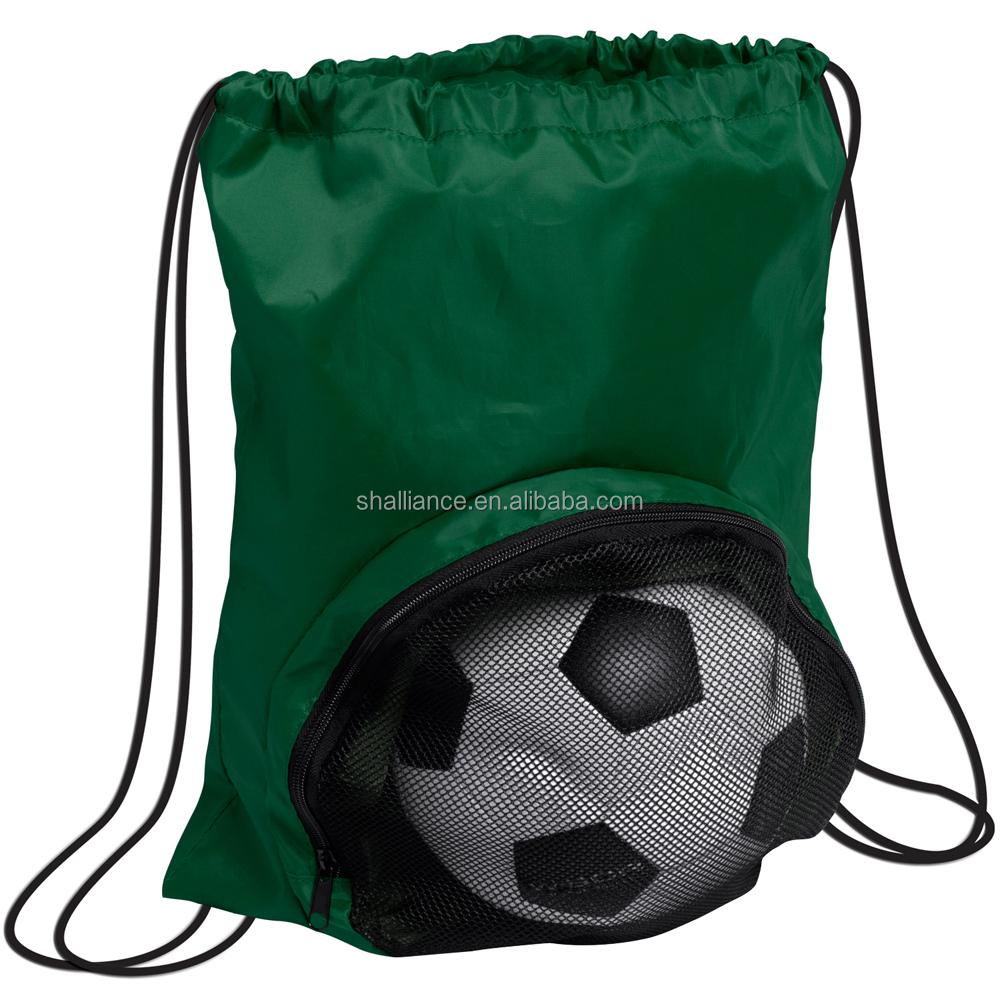 Sports Drawstring Bag/ Basketball Football Bag/ Drawstring ...