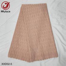 Горячая продажа африканская сухая кружевная ткань для 5 ярдов/человек или wowen одежды сетки хлопка кружева XXD02(Китай)