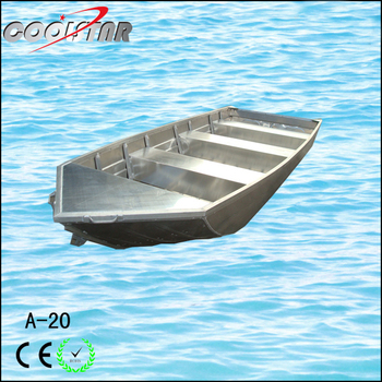 20ft Aluminum Alloy Jon Bass Boat With Bench Seat View Aluminum Fishing Boat Coolstar Or Oem Product Details From Shanghai Coolstar Industries Co Ltd On Alibaba Com