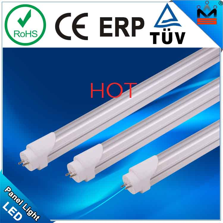HOT!!! CE RoHS T8 1200mm 3years warranty Factory Sales led tube t8 integration