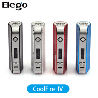 High Quality Innokin Coolfire IV Starter Kit with iSub/iSub G tank sun ohm tanks Innokin Cool Fire IV 40W Box Mod!