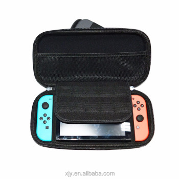 Foam Insert Hard EVA Video Game Console Storage Case For Nintendo Switch
