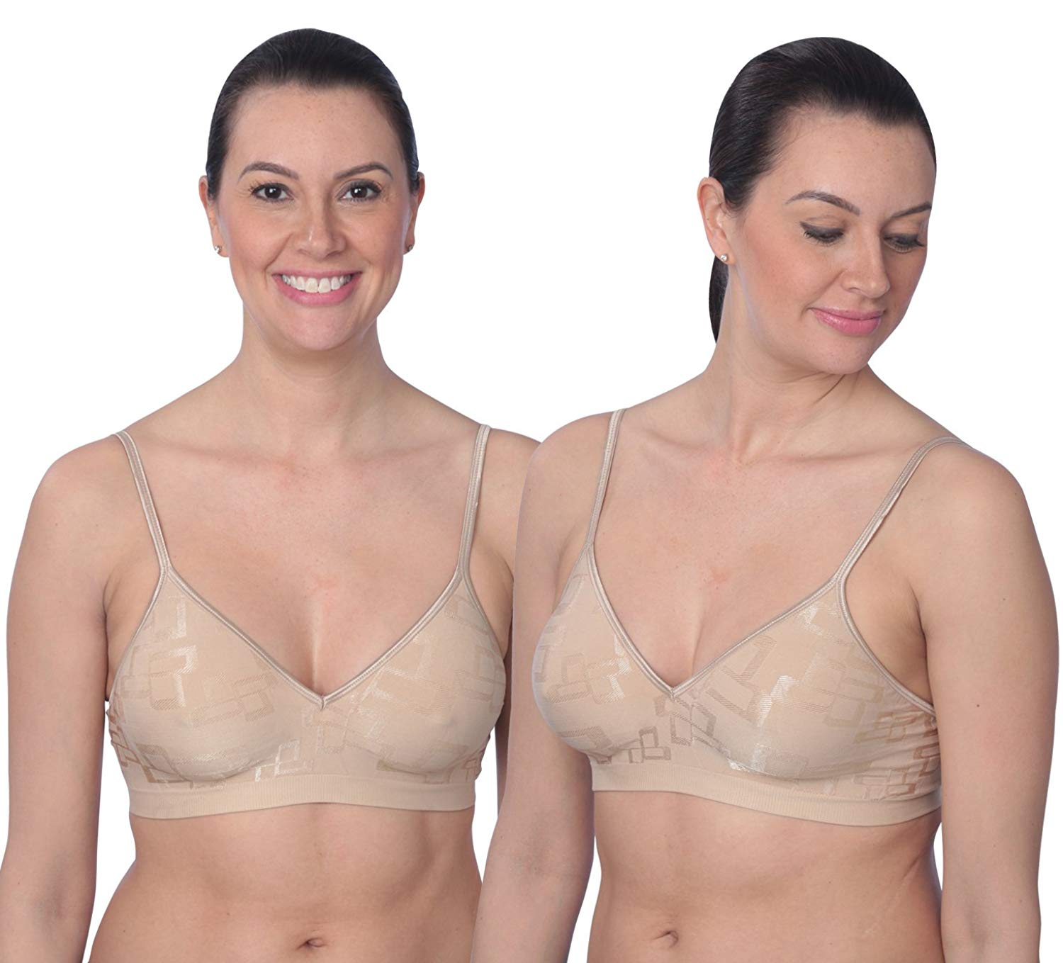 bfaefa8c2f Buy Hanes Comfortflex Fit Santoni Bra with Corsetry Detail-1 or 2 ...