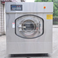 CE approved high quality 30 kg industrial size laundry washing machine for size washer machine price