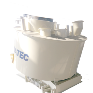 Hot sale! MX19 paddle mixer for friction materials with 1000L reclaiming capacity for sale