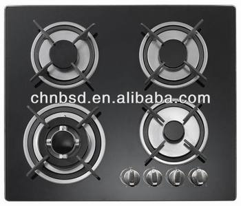 4 Burner Built In Gas Stove With Glass Top Buy Gas StoveGas Hob