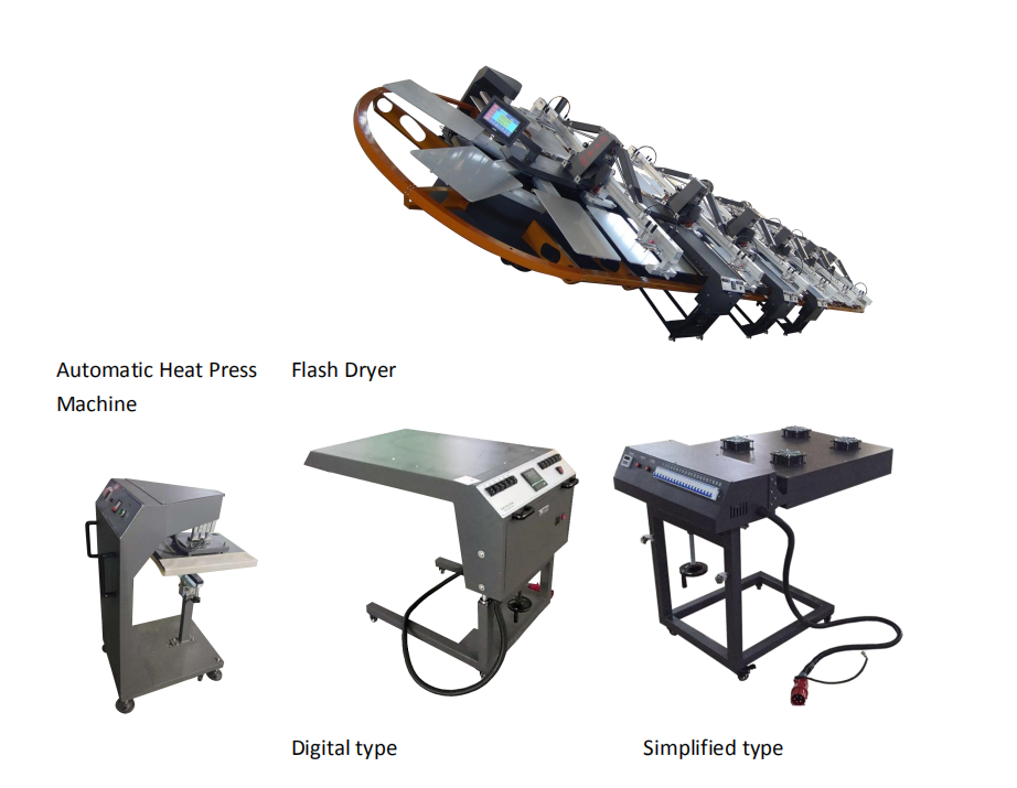 Manufacture Cheapest Price Durable T-shirt Automatic Silk Screen Printing Machine For Sale