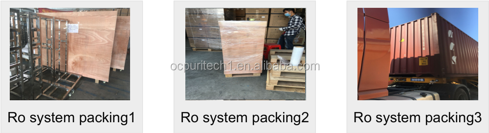 RO Water Purification System/500LPH RO water treatment plant for ro plant price in Nigeria