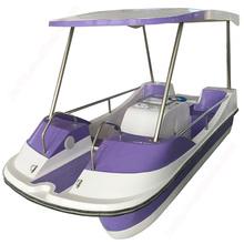 barco a pé quente