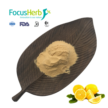 FocusHerb On Sale Estratto di Limone Bioflavonoid Polvere