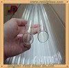 Clear Fire Polished Transparent Heat Resistant Quartz Glass Tube, Quartz Heating Tube, Quartz Tube