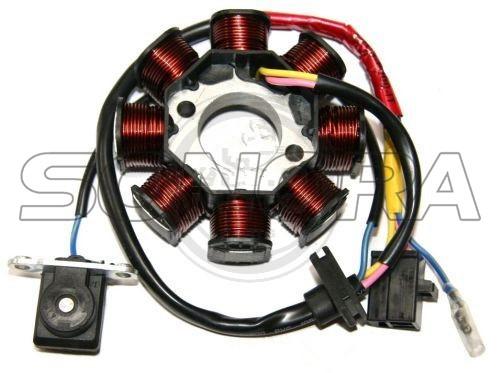 Kymco 125 150 Agility R U0026 39  U0026 39 16 Motorcycle Magneto Stator Coil