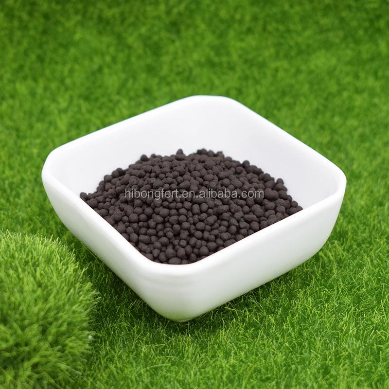 china company factory manufacture Humic Acid Granular Organic Fertilizer