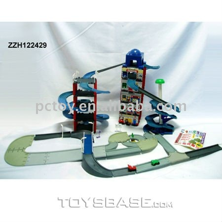 New parking toys plastic kids toys