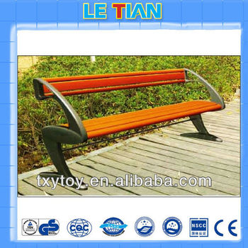 High quality outdoor furniture modern leisure bench for for High quality outdoor furniture