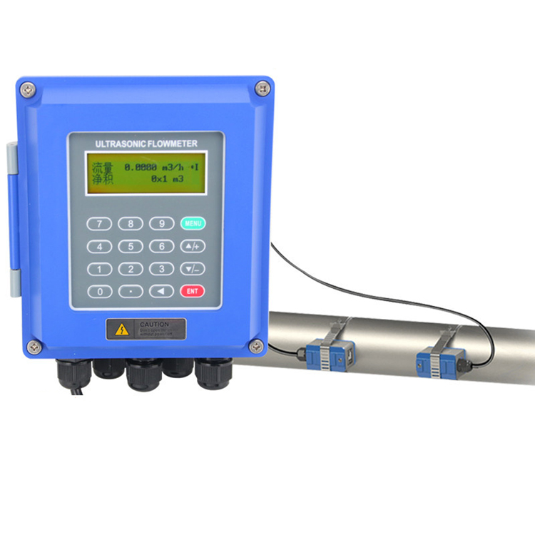 HUF200 ultrasonic sensor for water/ milk/liquid flow meter