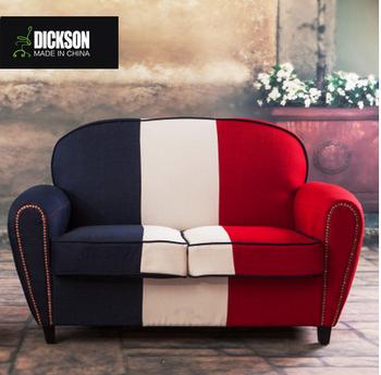 Dickson European Style New Lounge Low Price Sofa Set Design