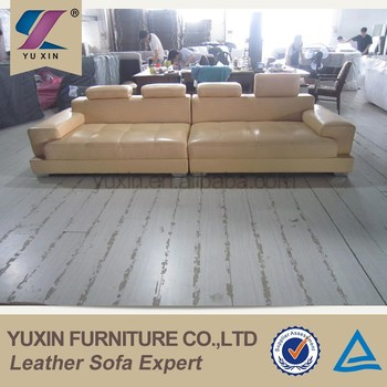 Living Room Leather Chaise Lounge,Corner Leather Sofa Set,White Leather  Sleeper Couch - Buy Corner Leather Sofa,Leather Couch,Leather Chaise Lounge  ...