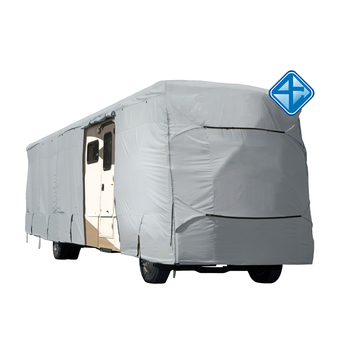 Breathable Waterproof Sun Protection Non-woven Customized Size OEM Caravan RV Cover