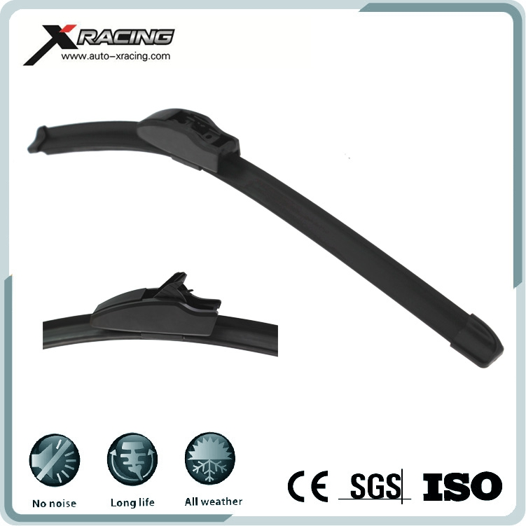 Xracing WB-04 back rear wiper arm,natural rubber wiper blade,wiper rubber