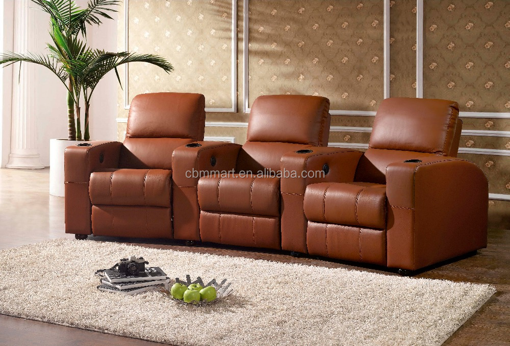 Luxury home theater chair VIP cinema chair for sale