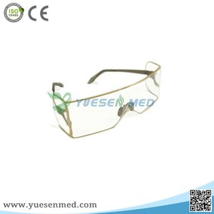 YSX1604 Lead Glass Price for X ray Protection Advance X-ray Protection Glasses