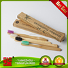Personalized wholesale hotel Adult wooden / bamboo toothbrush