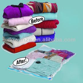 Vacuum Plastic Bags Clothes