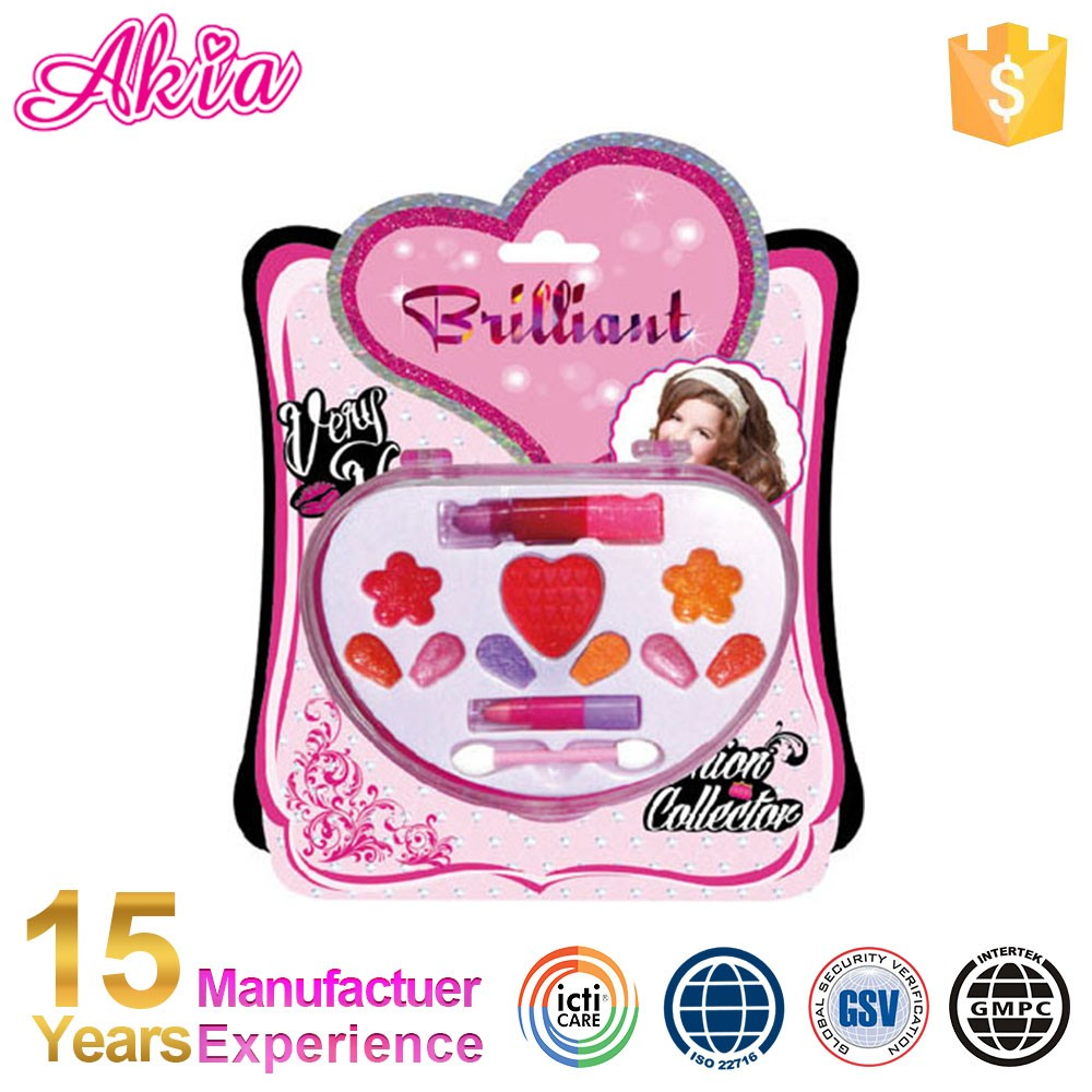 Brilliant girl fashion collection girl cosmetics makeup set party fashion new style collection