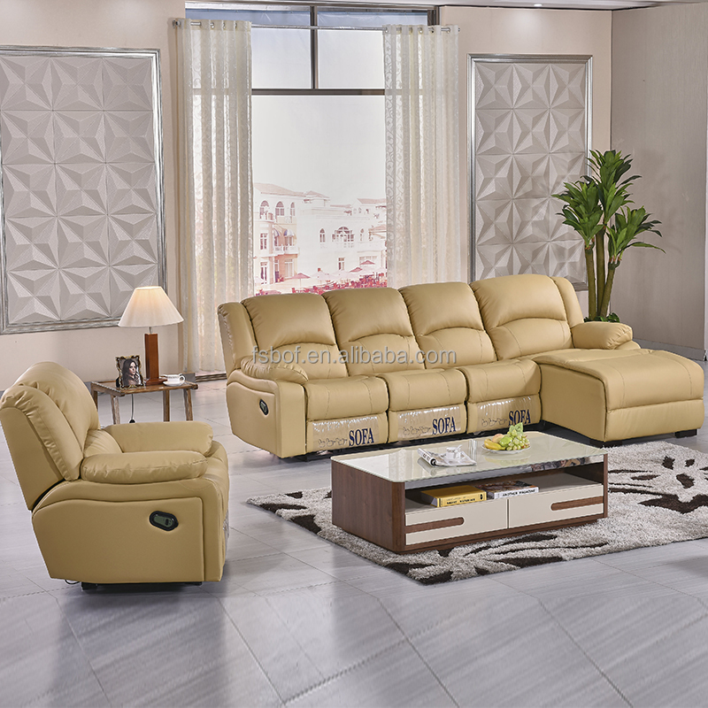Cream Leather Recliner Sofa, Cream Leather Recliner Sofa Suppliers And  Manufacturers At Alibaba.com