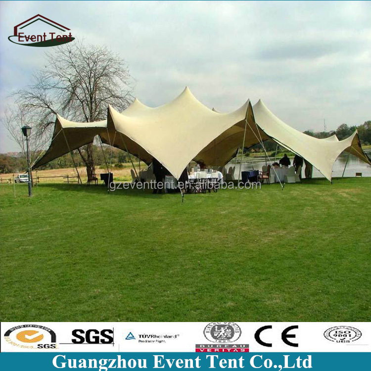 16x22 Prefabricated Marquee Party house Tent For Family Camping Camps