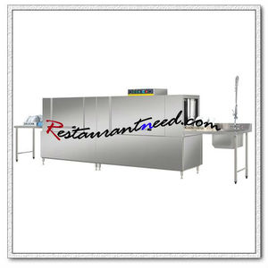 K718 Conveyor Dishwasher With Dryer
