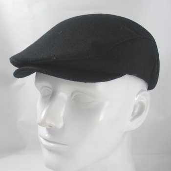 Gentleman Hat Mens Black Beret Cheap French Berets - Buy French ... 2f1d229c918