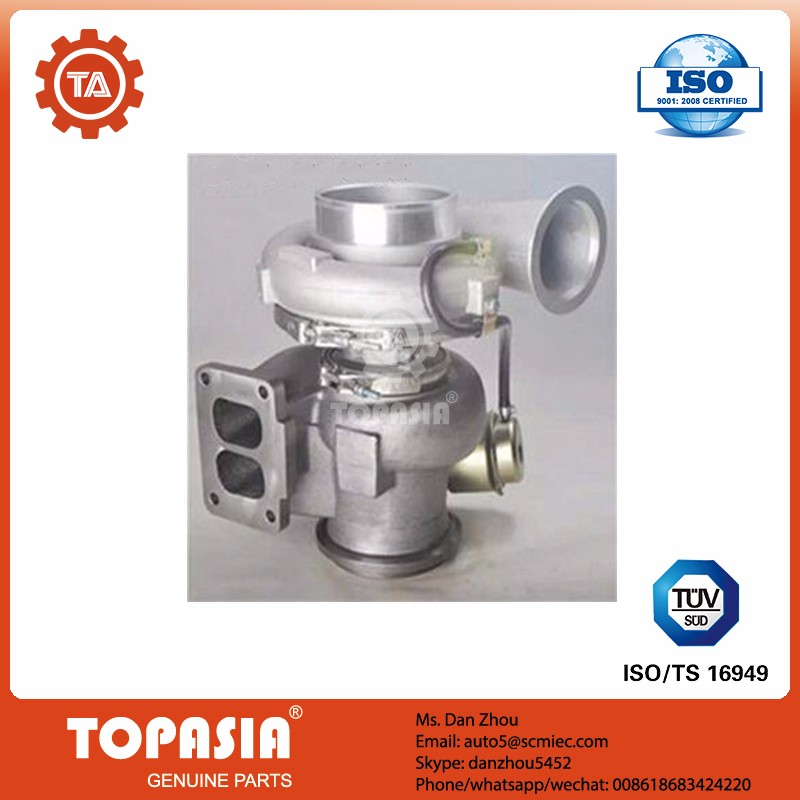 TOPASIA Turbo GTA4294 Turbo 714788-0005 for Detroit diesel engine