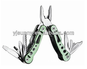 PR-1042 New Design Fashion Outdoor Tool Mini Folding Duckbill Multifunction Plier