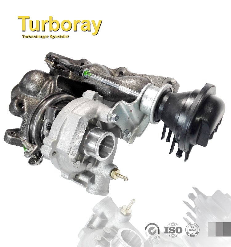 smart fortwo turbo GT1238S Turbo 724961-0002 for 1600960699/a1600960699