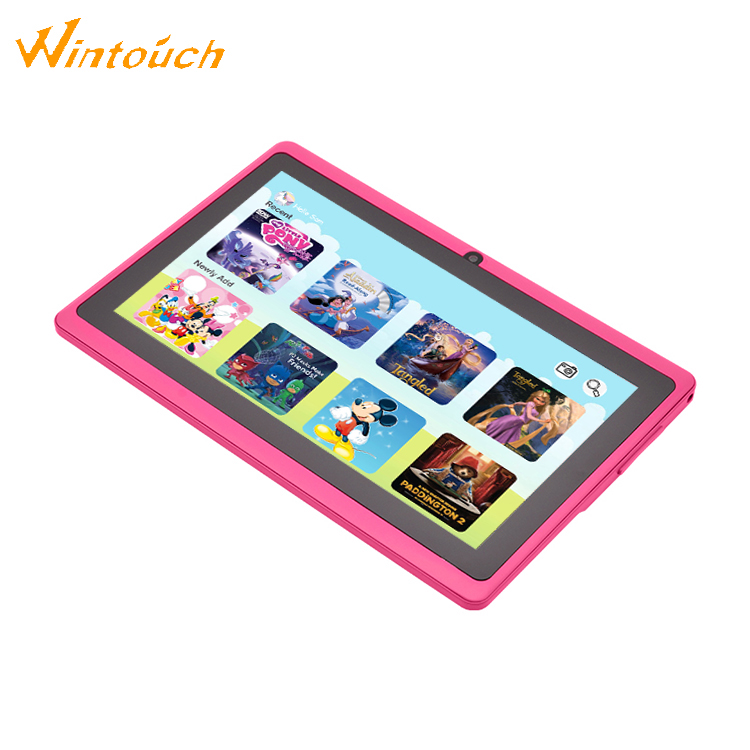 Wifi tablet 7 pollici android 4.4 super intelligente tablet pc Allwinner A33 TN schermo quad core tablet