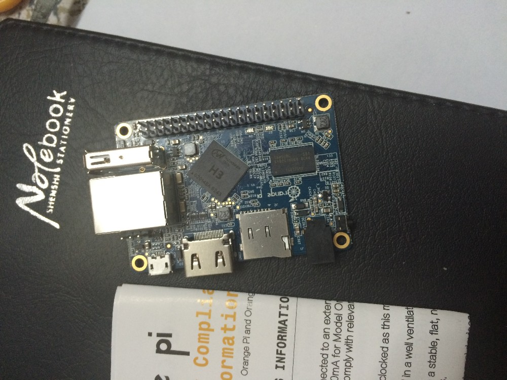 Integrated Circuits external drive wifi and blue tooth. 32bit orange pi for Minecraft