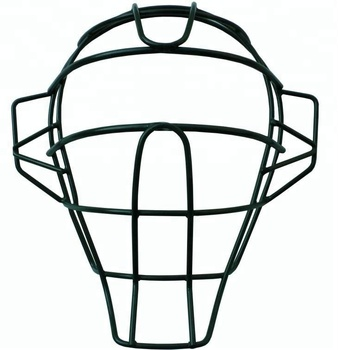 Baseball Umpire Facemask With Cow Leather Inner Pad Buy Baseball