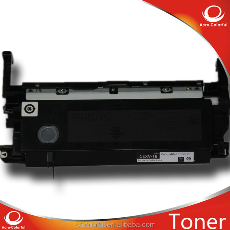 Gold Supplier Toner Cartridge Box for Canon IR1018 1020 1025 Laser Printer