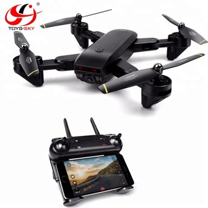 Factory supplier rc hobby S169 Optical flow spy camera wifi FPV Selfie drone with camera and screen