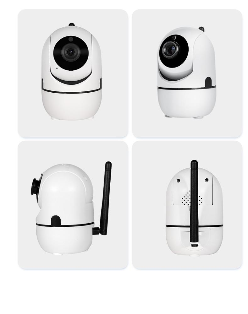 720P cloud storage device action camera wifi motion detection smart home camera with night vision