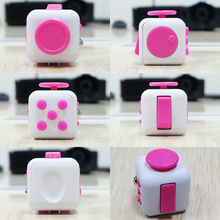 Wholesale Factory Price Of Fidget Cube Relieves Stress And Anxiety Stress Cube for Fidgeters Anxiety Attention Toy