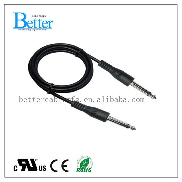 Modern manufacture y audio cable 1 male to 2 female