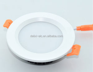 DELIXI hot sale led recessed down light