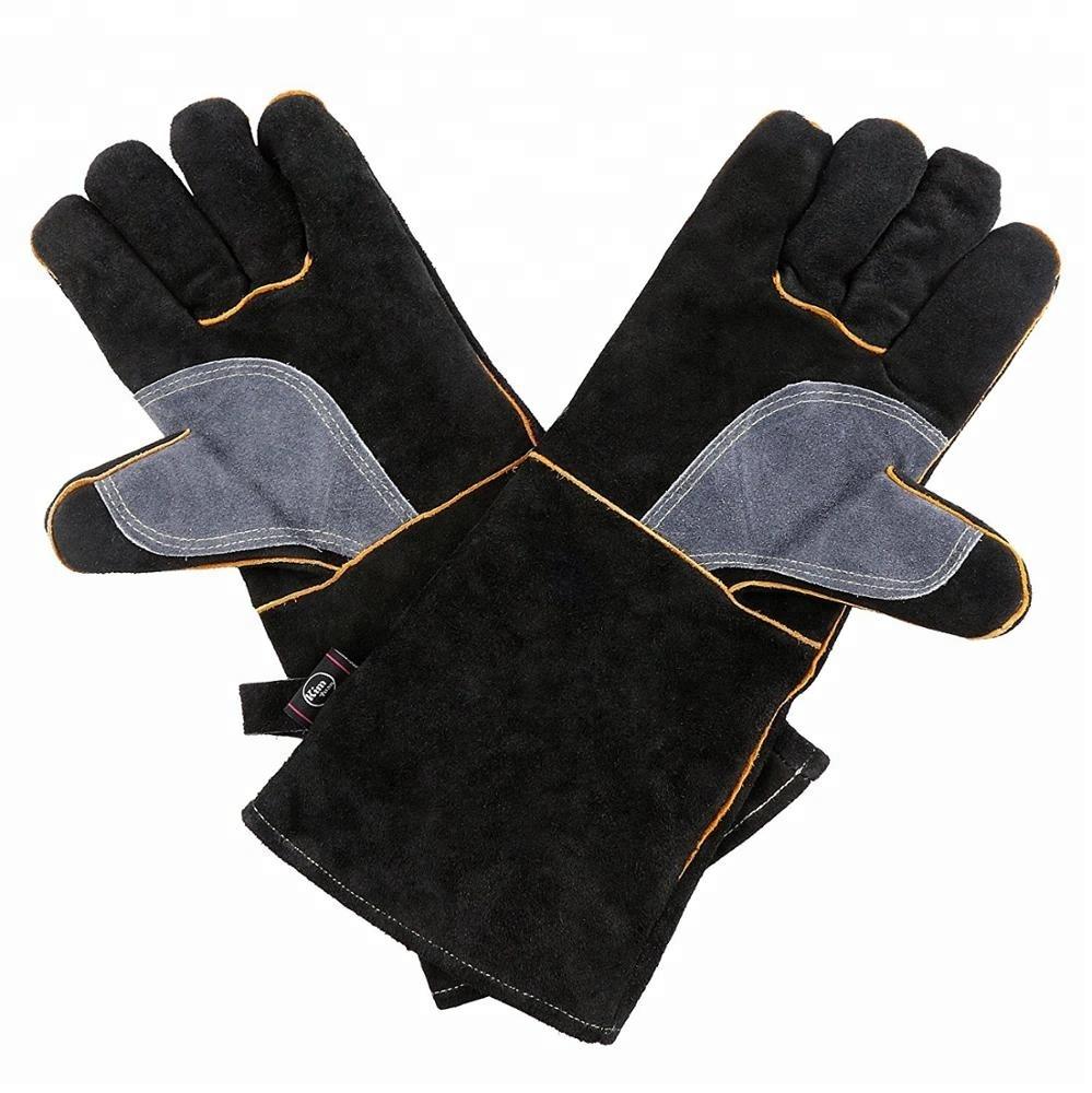Jespai プレミアム 14 インチ極端な Hittebestendige バーベキュー Handschoenen
