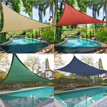 China Manufacturer Waterproof Patio Screen Shade Sail With High Quality