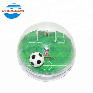 Music flashlight electronic shooting handheld game football toy for kids
